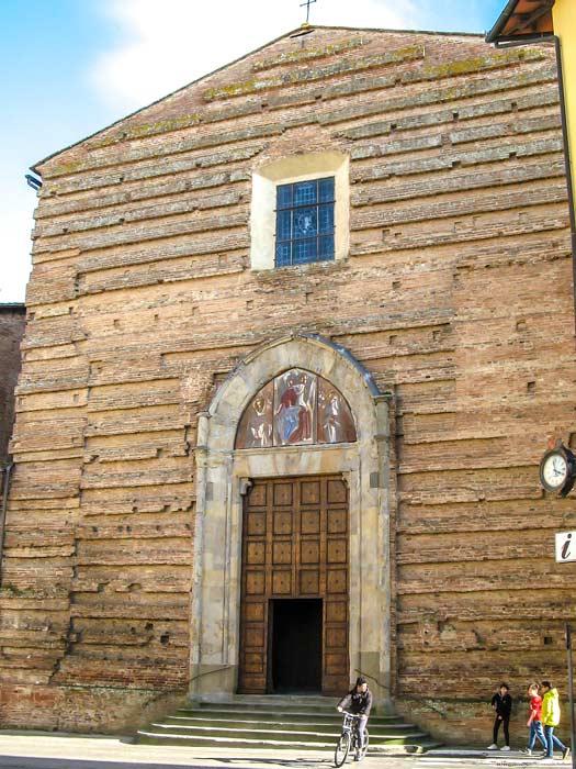 церковь в Сан Миниато