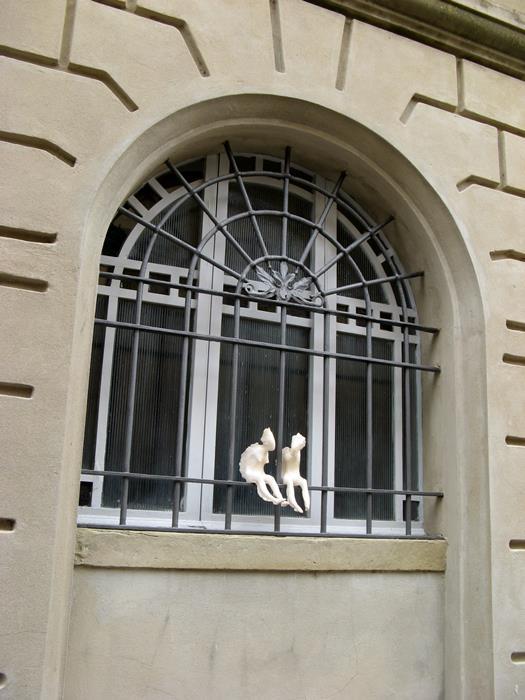 окно в Кастильон дель Лаго