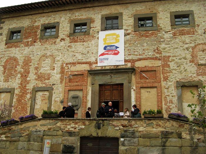 кастильон дель лаго - Il palazzo della Corgna