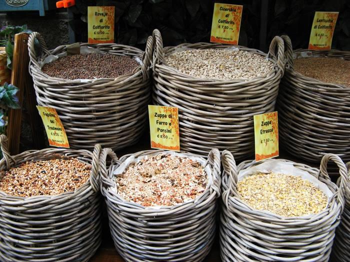 Кастильон дел Лаго - заправка для тосканских супов