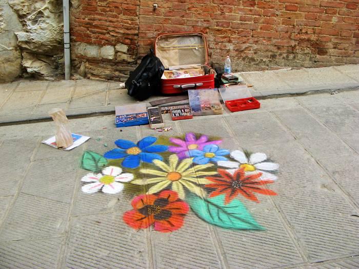 Кастильон дель лаго к празднику цветов