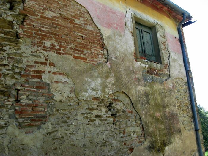 старый дом в Италии