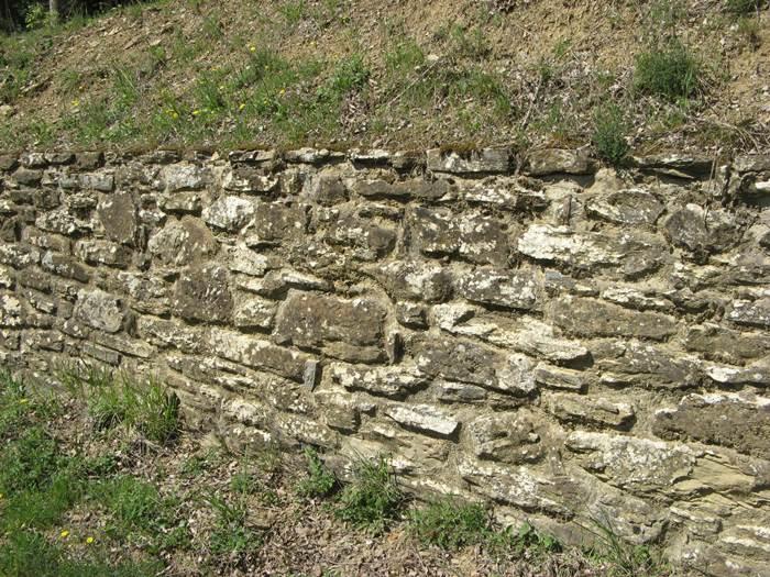 каменная кладка в Италии