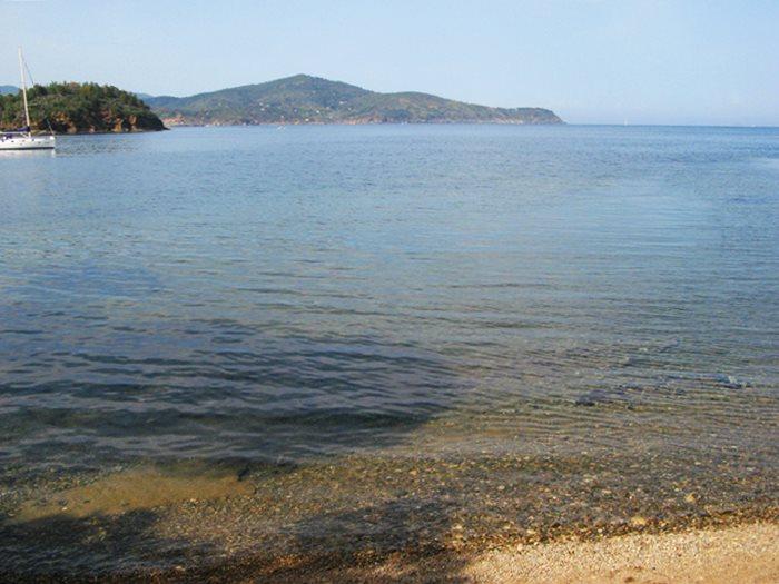 Вид на море с северной части Феррато