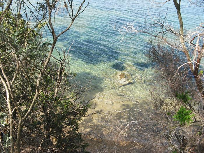 Феррато - море, вид сверху