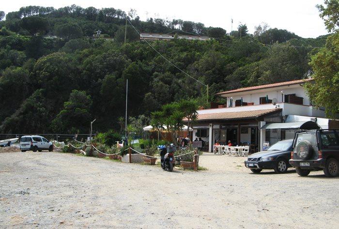 Ресторан на пляже Марджидоре