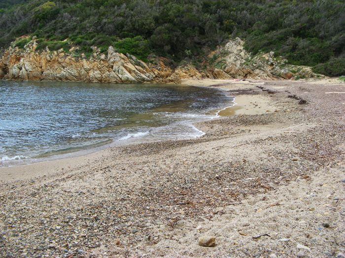 пляж Ламая на Эльбе