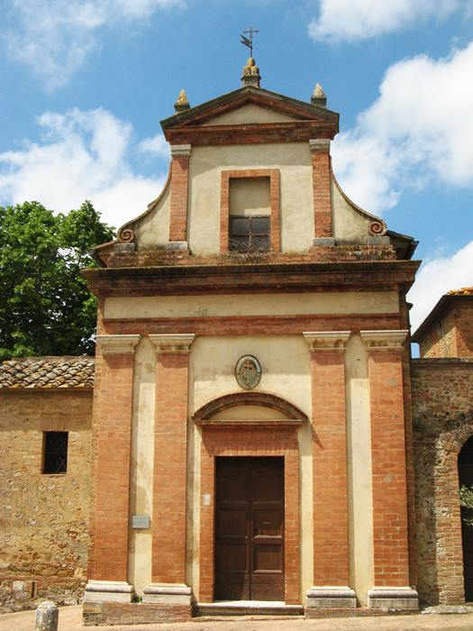 церковь милосердия в Сан Джовани д'Ассо