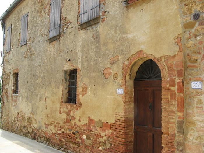 дом в Кастельмунцио