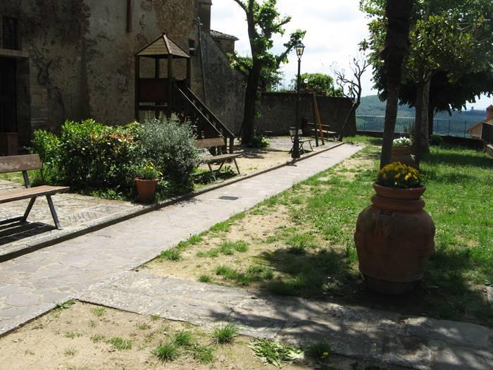 парк в Кастельмунцио