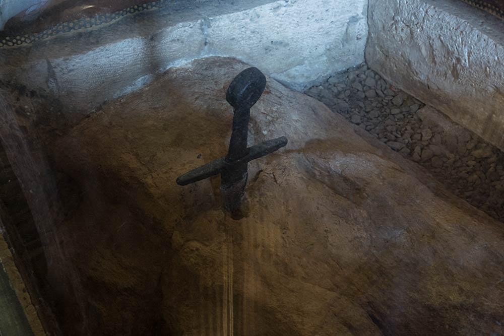меч в Сан Гальгано