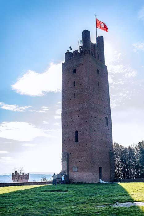Башня в Сан Миниато