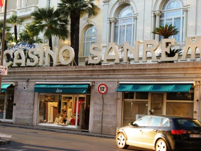 казино города Санремо в Италии