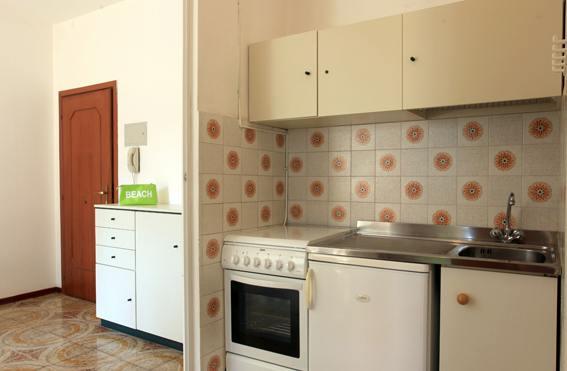 квартира у моря - кухня
