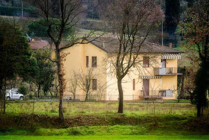 дом в районе Ареццо, Тоскана, Италия