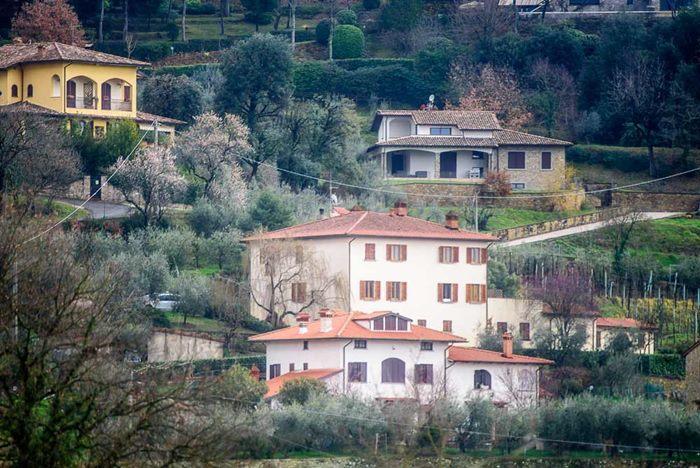 дома и виллы в Италии