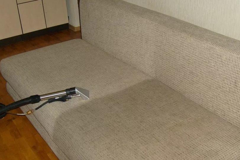химчистка дивана по-европейски