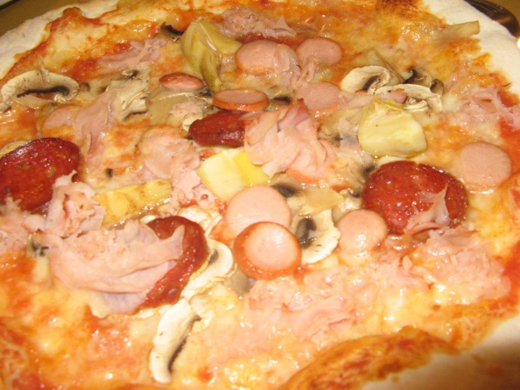 итальянскай пицца